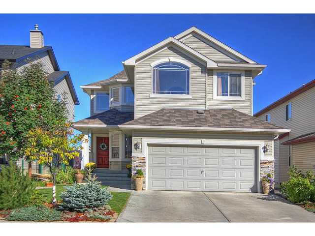 Main Photo: 78 EVERHOLLOW Rise SW in Calgary: Evergreen Residential Detached Single Family for sale : MLS® # C3638300