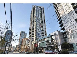 Main Photo: 1703 1199 SEYMOUR Street in Vancouver West: Downtown VW Home for sale ()  : MLS®# V953044