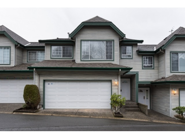 "Main Photo: 27 7465 MULBERRY Place in Burnaby: The Crest Townhouse for sale in ""THE CREST"" (Burnaby East)  : MLS®# R2024058"