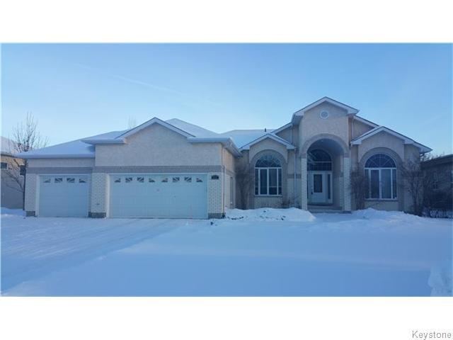 Main Photo: 227 MARINERS Way in ESTPAUL: Birdshill Area Residential for sale (North East Winnipeg)  : MLS® # 1601136