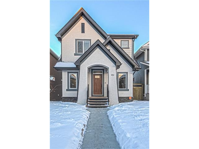 Main Photo: 151 MAHOGANY Grove SE in Calgary: Mahogany House for sale : MLS® # C4044503