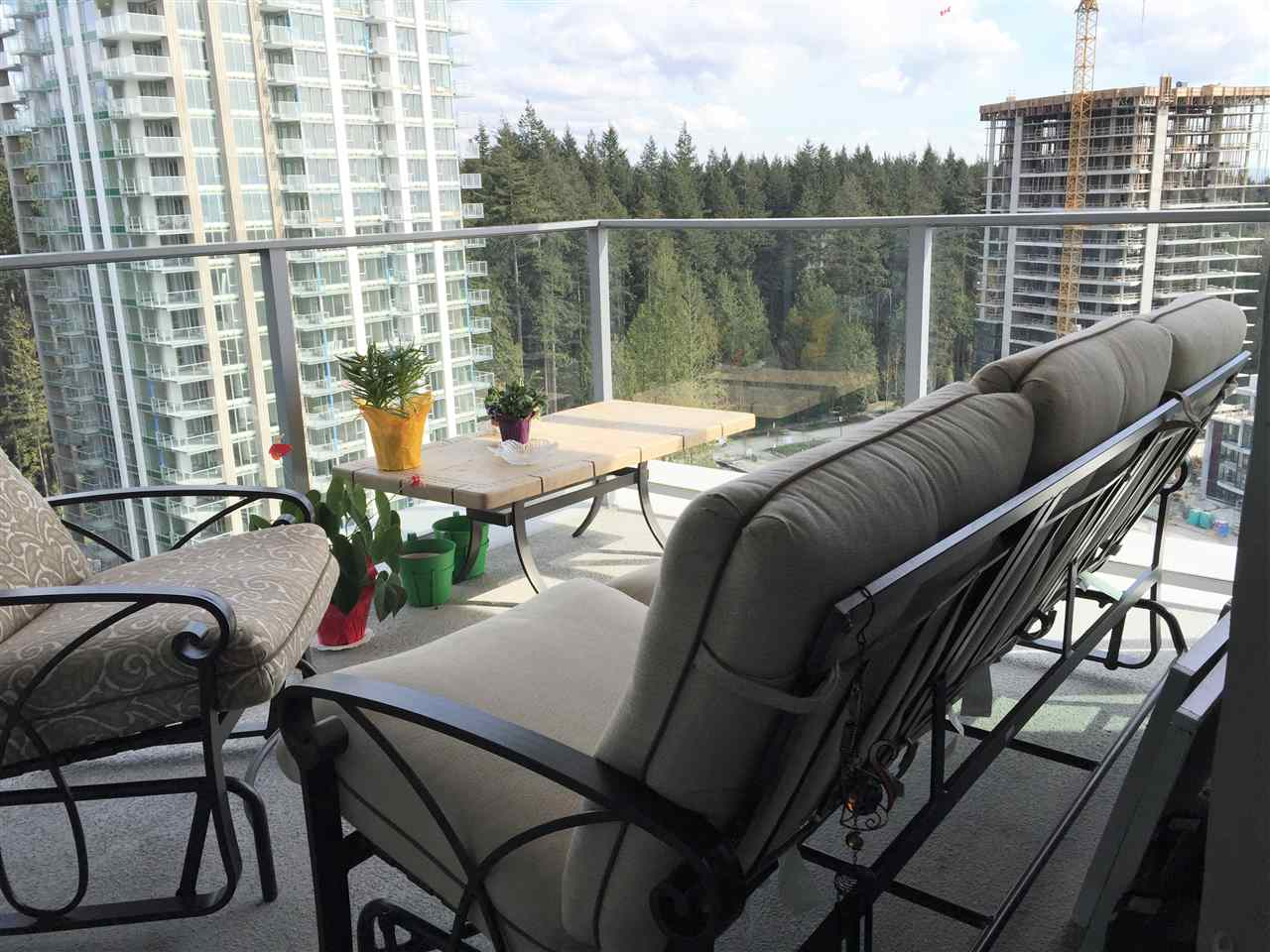 Photo 3: 1802 5728 BERTON Avenue in Vancouver: University VW Condo for sale (Vancouver West)  : MLS® # R2049668