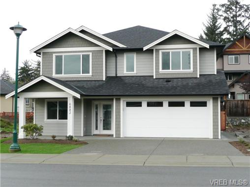 Main Photo: 6878 Laura's Lane in SOOKE: Sk Sooke Vill Core Single Family Detached for sale (Sooke)  : MLS® # 363212
