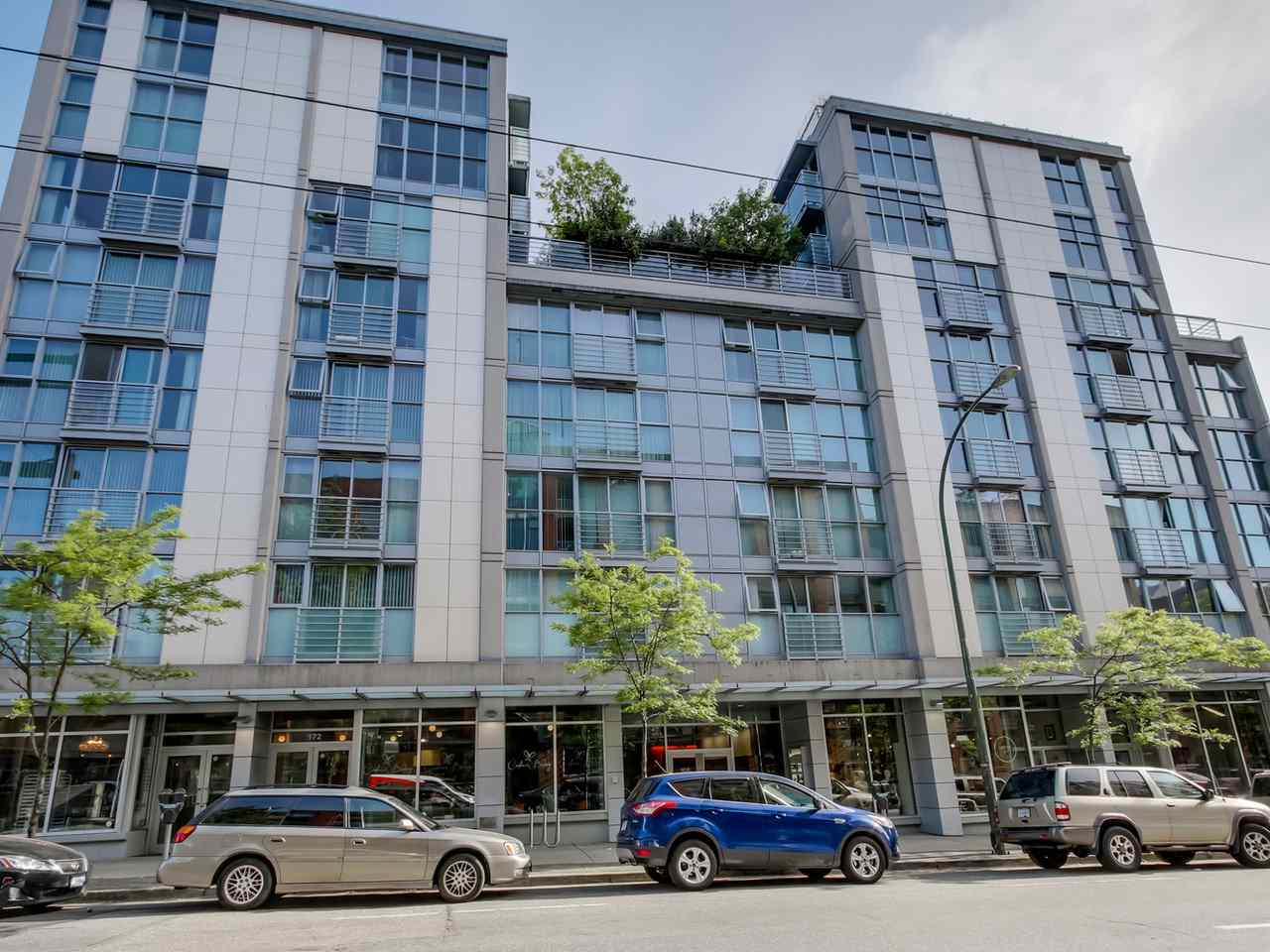 "Main Photo: 312 168 POWELL Street in Vancouver: Downtown VE Condo for sale in ""SMART BY CONCORD PACIFIC"" (Vancouver East)  : MLS® # R2066626"