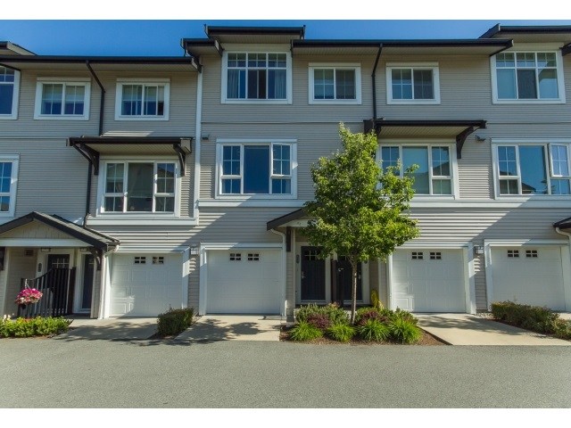 "Main Photo: 215 2450 161A Street in Surrey: Grandview Surrey Townhouse for sale in ""Glenmore"" (South Surrey White Rock)  : MLS® # R2069074"
