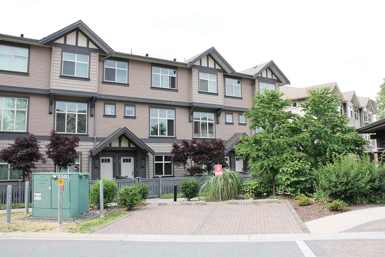 "Main Photo: 29 31125 WESTRIDGE Place in Abbotsford: Abbotsford West Townhouse for sale in ""Kinfield"" : MLS® # R2071721"