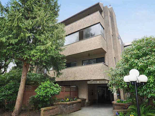 Main Photo: 303 8775 CARTIER STREET in : Marpole Condo for sale : MLS® # V940557