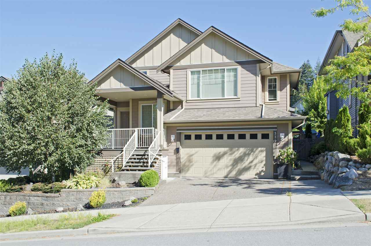 "Main Photo: 3395 GISLASON Avenue in Coquitlam: Burke Mountain House for sale in ""BURKE MOUNTAIN"" : MLS® # R2101754"