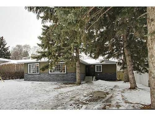 Main Photo: 8007 7 Street SW in Calgary: Bungalow for sale : MLS(r) # C3595147