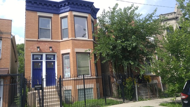 Main Photo: 3254 HIRSCH Street in CHICAGO: CHI - Humboldt Park Rentals for rent ()  : MLS® # 09381714