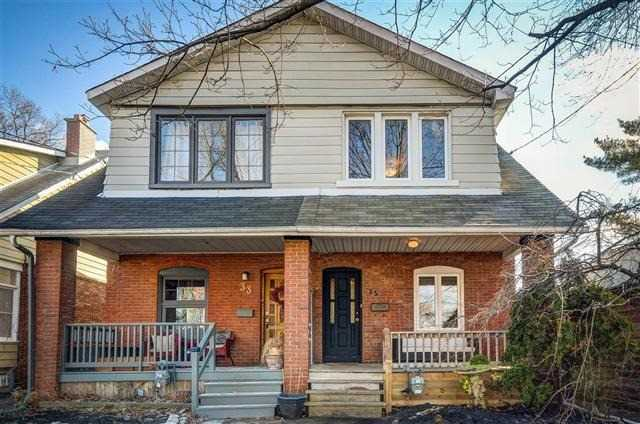 Main Photo: 35 Webb Avenue in Toronto: Runnymede-Bloor West Village House (2-Storey) for sale (Toronto W02)  : MLS(r) # W3715728