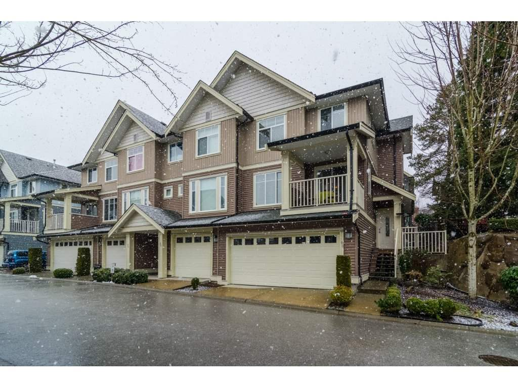 "Main Photo: 90 6575 192 Street in Surrey: Clayton Townhouse for sale in ""IXIA"" (Cloverdale)  : MLS®# R2144297"