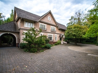 Main Photo: 1281 MATTHEWS AVENUE in : Shaughnessy House for sale : MLS® # R2001460