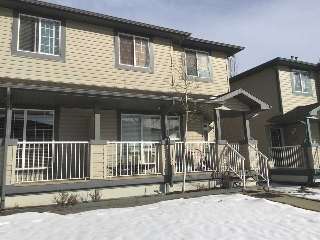 Main Photo: 2809 26 Street in Edmonton: Zone 30 House Half Duplex for sale : MLS(r) # E4055758