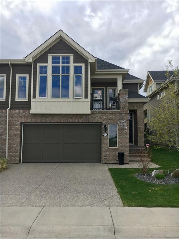 Main Photo: 112 WENTWORTH Square SW in Calgary: West Springs House for sale : MLS®# C4105580