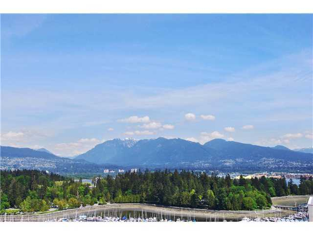 Main Photo: 2002 1710 BAYSHORE Drive in Vancouver West: Home for sale : MLS® # V831446