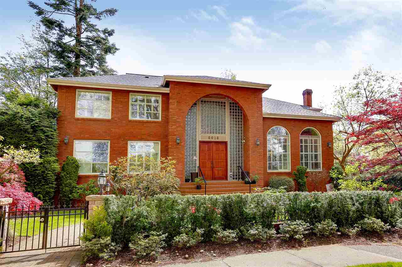 Main Photo: 6018 MARGUERITE Street in Vancouver: South Granville House for sale (Vancouver West)  : MLS(r) # R2165029