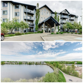 Main Photo: 402 100 FOXHAVEN Drive: Sherwood Park Condo for sale : MLS(r) # E4066697