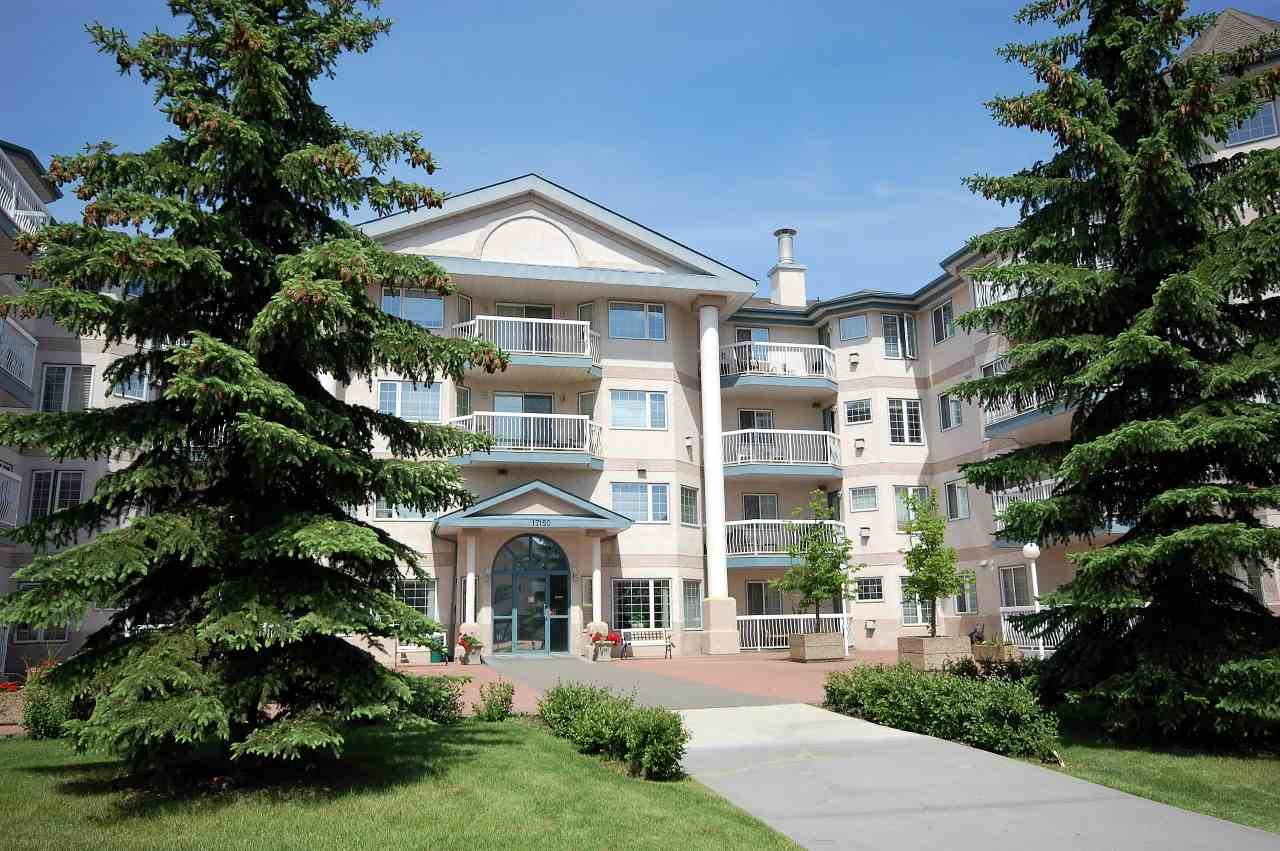 Main Photo: 305 17150 94A Avenue in Edmonton: Zone 20 Condo for sale : MLS(r) # E4066763
