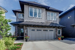 Main Photo: 2021 Ainslie Link in Edmonton: Zone 56 House for sale : MLS(r) # E4068381