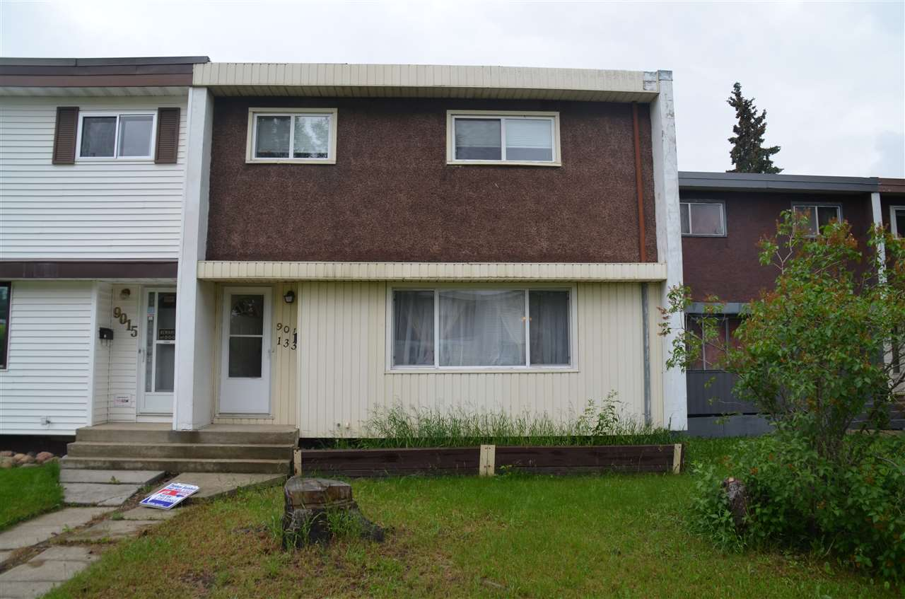 Main Photo: 9017 133 Avenue NW in Edmonton: Zone 02 Attached Home for sale : MLS® # E4069282
