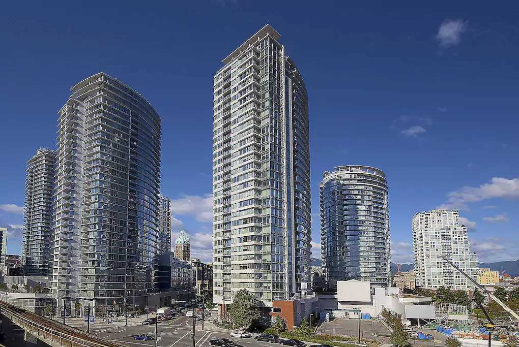 "Photo 11: 802 688 ABBOTT Street in Vancouver: Downtown VW Condo for sale in ""FIRENZE 2"" (Vancouver West)  : MLS(r) # R2179155"