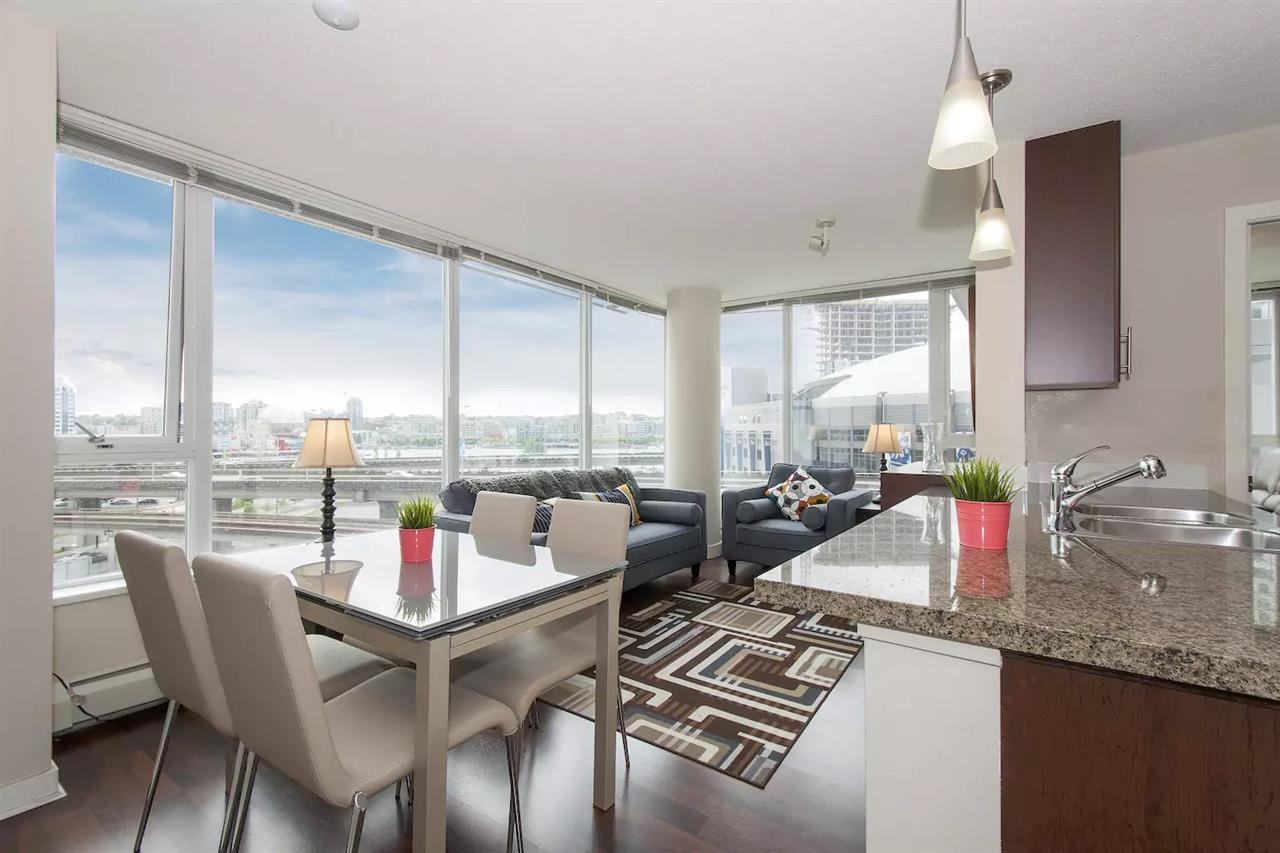 "Main Photo: 802 688 ABBOTT Street in Vancouver: Downtown VW Condo for sale in ""FIRENZE 2"" (Vancouver West)  : MLS(r) # R2179155"