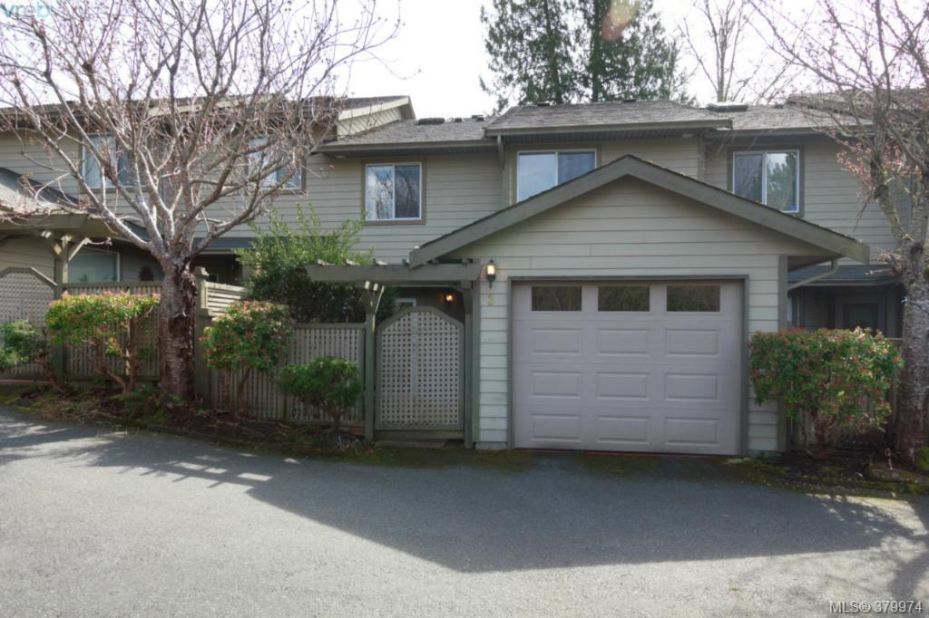 Main Photo: 3 2190 Drennan Street in SOOKE: Sk Sooke Vill Core Townhouse for sale (Sooke)  : MLS(r) # 379974