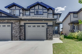 Main Photo: 16527 134 Street in Edmonton: Zone 27 House Half Duplex for sale : MLS® # E4071671