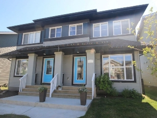 Main Photo: 3117 Paisley Road in Edmonton: Zone 55 House Half Duplex for sale : MLS(r) # E4072351