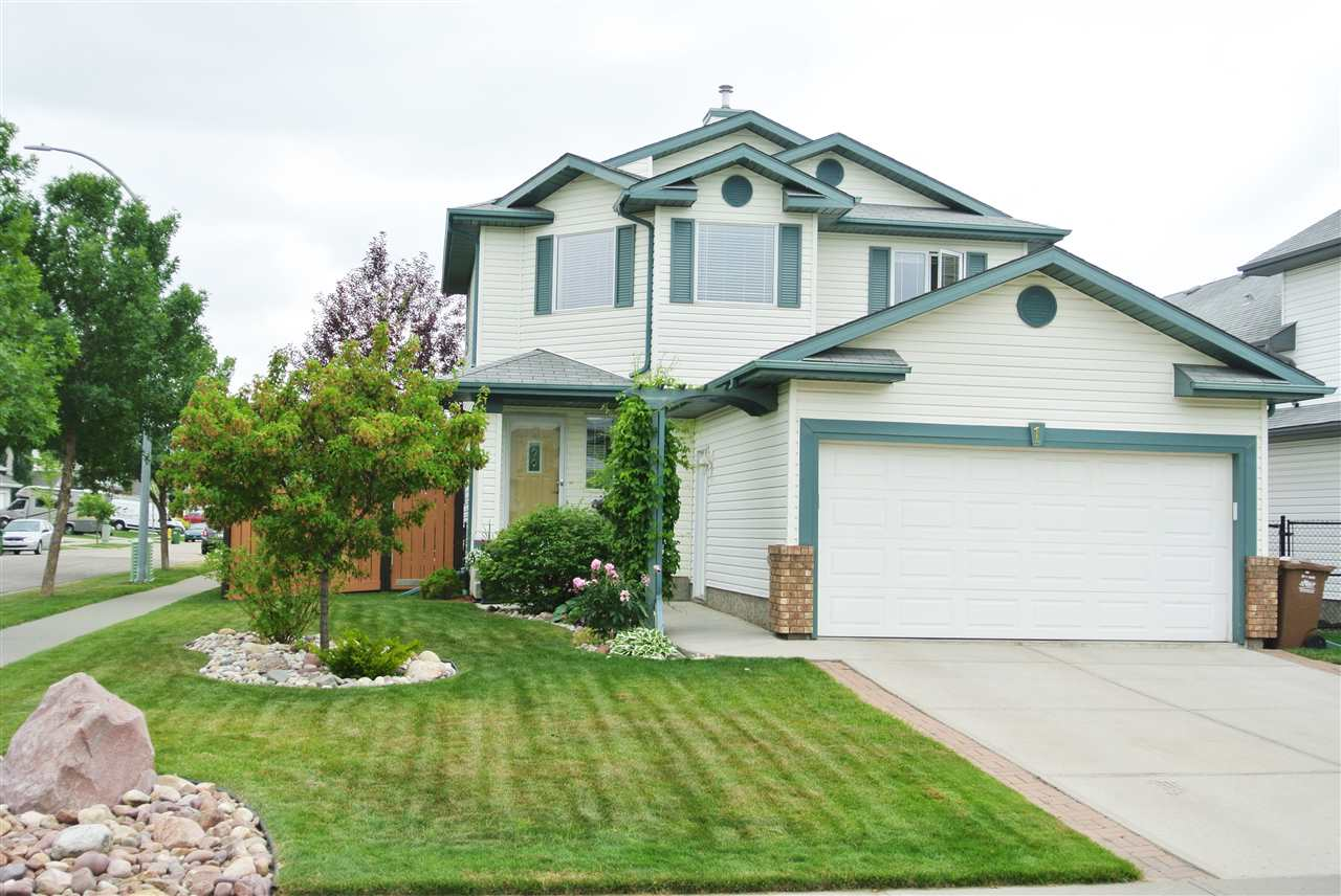 Main Photo: 1 NEWPORT Crescent: St. Albert House for sale : MLS(r) # E4073522