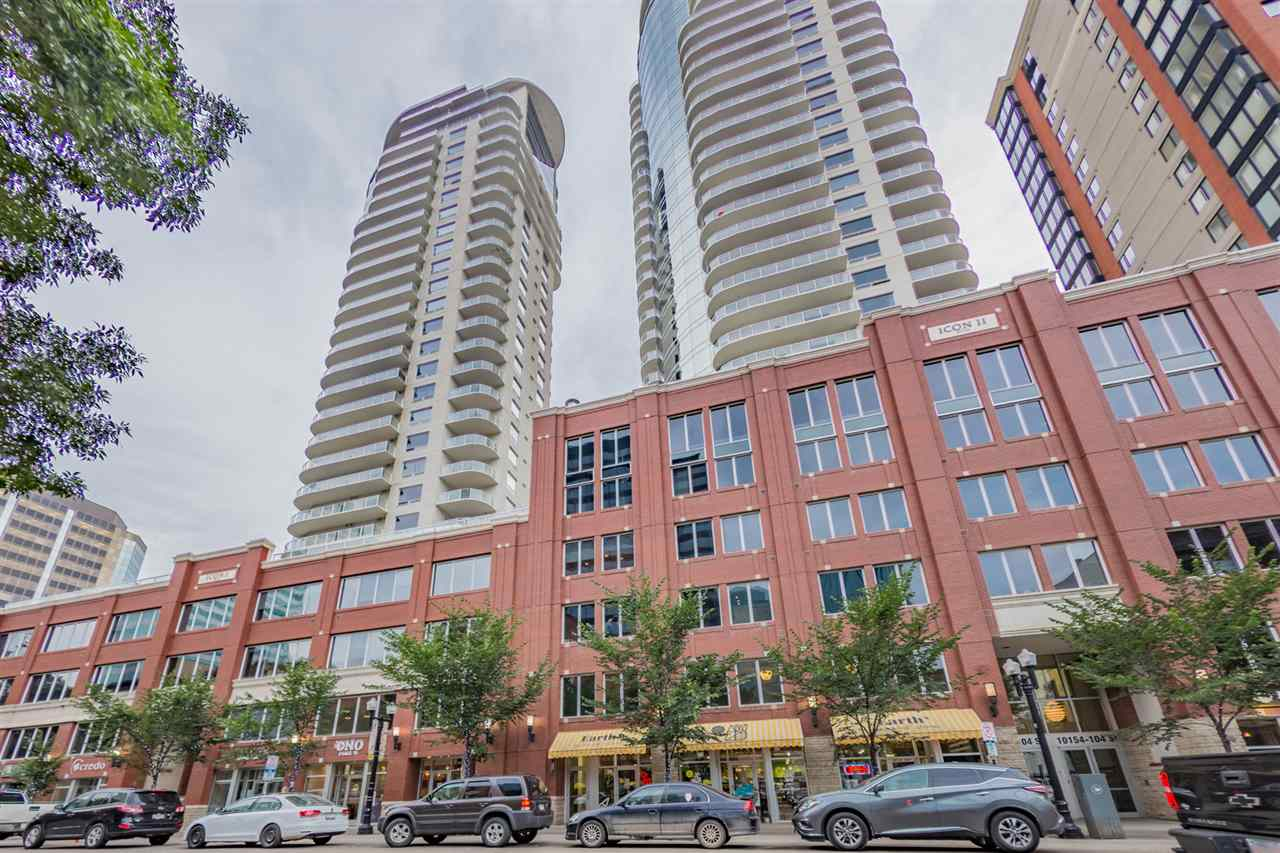 Main Photo: 2202 10136 104 Street in Edmonton: Zone 12 Condo for sale : MLS® # E4074676