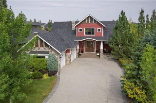 Main Photo: 72 HERITAGE LAKE Boulevard: Heritage Pointe House for sale : MLS® # C4130072