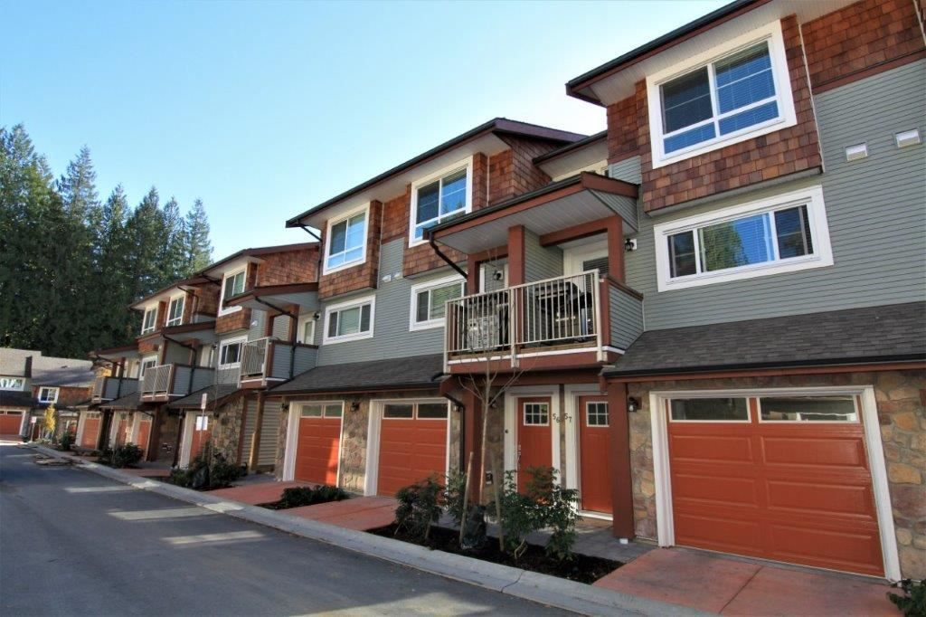 "Main Photo: 57 23651 132 Avenue in Maple Ridge: Silver Valley Townhouse for sale in ""MYRON'S MUSE"" : MLS® # R2216799"
