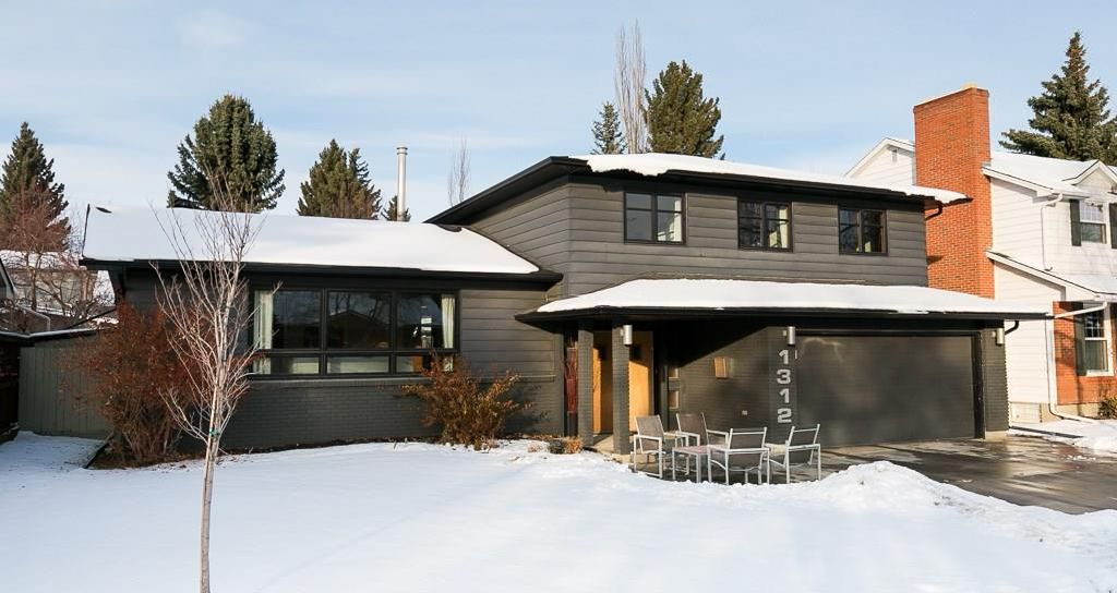 Main Photo: 1312 KILLEARN Avenue SW in Calgary: Kelvin Grove House for sale : MLS® # C4145582