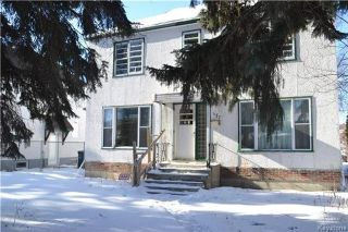 Main Photo: 457 Montrose Street in Winnipeg: Residential for sale (1C)  : MLS® # 1802966