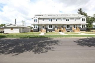 Main Photo: 10106 120 Avenue NW in Edmonton: Zone 08 Townhouse for sale : MLS® # E4096280