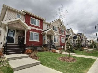 Main Photo:  in Edmonton: Zone 14 Townhouse for sale : MLS® # E4097534