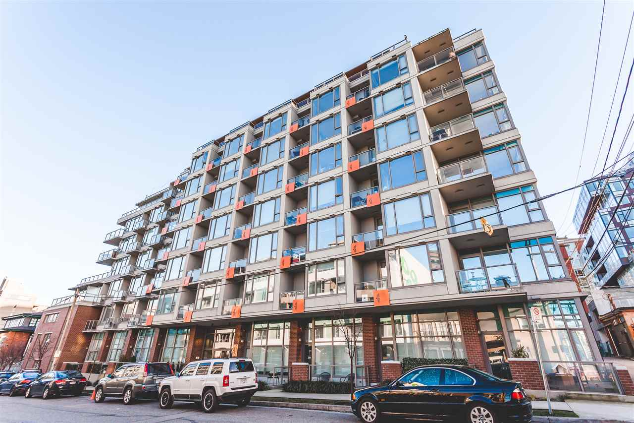 "Main Photo: 712 251 E 7TH Avenue in Vancouver: Mount Pleasant VE Condo for sale in ""THE DISTRICT ON MAIN"" (Vancouver East)  : MLS® # R2243985"
