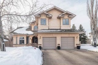 Main Photo: 12 ESSEX Close: St. Albert House for sale : MLS® # E4100989