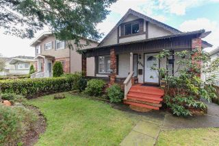 Main Photo: 5591 SHERBROOKE Street in Vancouver: Knight House for sale (Vancouver East)  : MLS® # R2248610