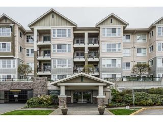 "Main Photo: 313 19673 MEADOW GARDENS WAY Way in Pitt Meadows: North Meadows PI Condo for sale in ""The Fairways"" : MLS®# R2258947"