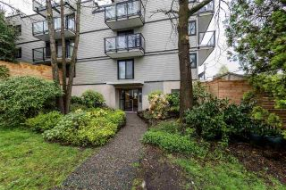 "Main Photo: 208 240 MAHON Avenue in North Vancouver: Lower Lonsdale Condo for sale in ""SEADALE PLACE"" : MLS®# R2262436"