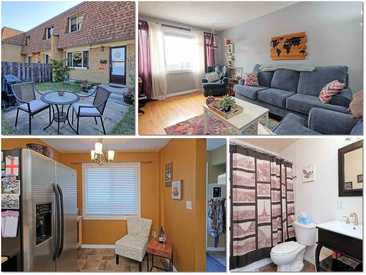 Main Photo: 198 LONDONDERRY Square in Edmonton: Zone 02 Townhouse for sale : MLS®# E4119628