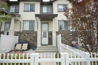 Main Photo: 2 4825 TERWILLEGAR Common in Edmonton: Zone 14 Townhouse for sale : MLS®# E4125740
