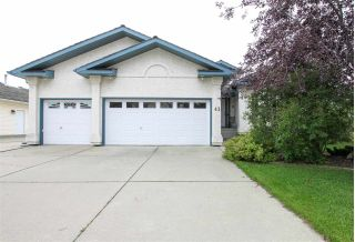 Main Photo: 41 Nottingham Estates: Sherwood Park House for sale : MLS®# E4128014