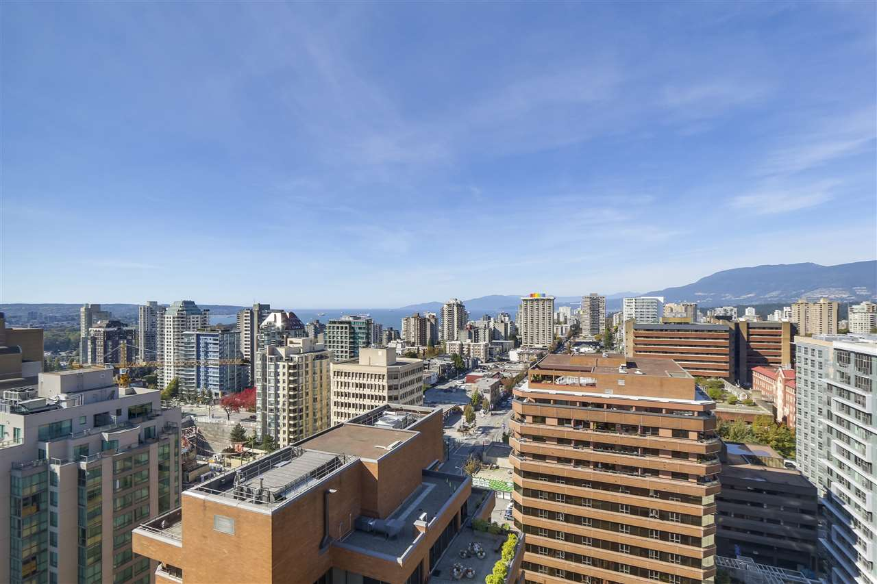 Main Photo: 2804 1189 HOWE Street in Vancouver: Downtown VW Condo for sale (Vancouver West)  : MLS®# R2310281