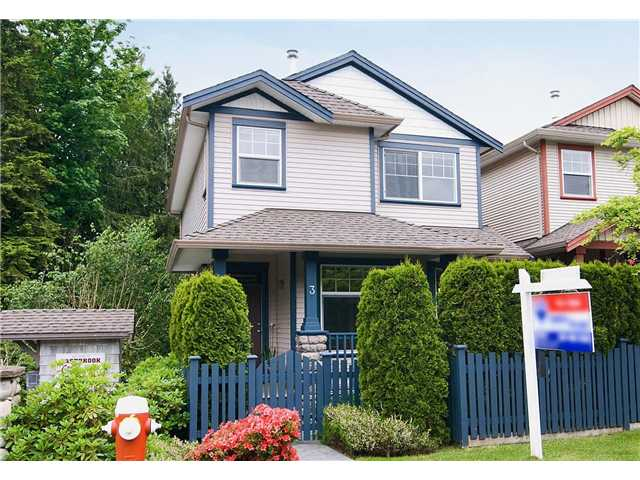 Main Photo: 3 11495 COTTONWOOD Drive in Maple Ridge: Cottonwood MR House for sale : MLS®# V893764