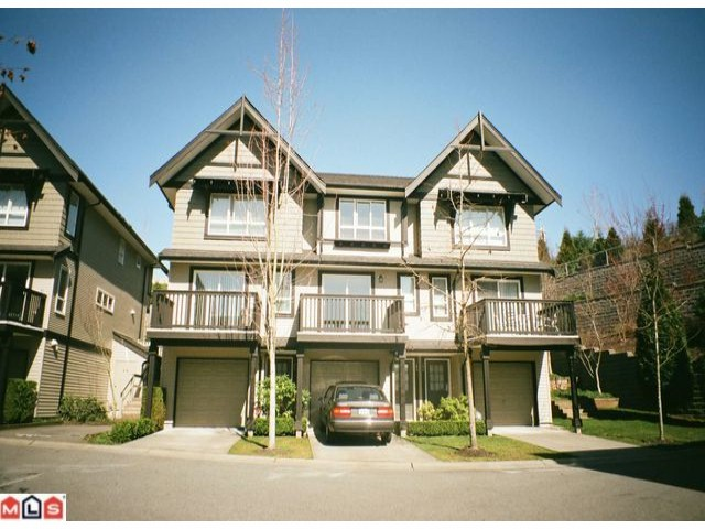 Main Photo: 163 6747 203RD Street in Langley: Willoughby Heights Condo for sale : MLS® # F1207647