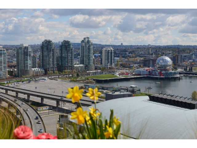 Main Photo: # 2209 602 CITADEL PARADE ST in Vancouver: Downtown VW Condo for sale (Vancouver West)  : MLS® # V1001335